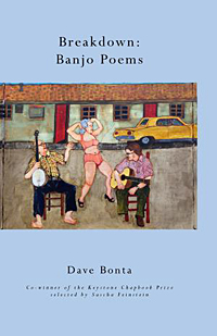 cover of Breakdown: Banjo Poems