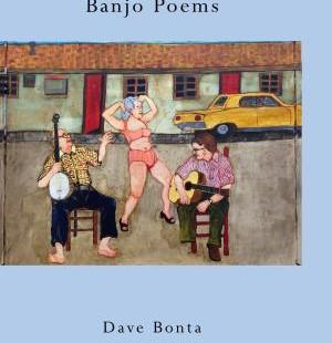 cover of Breakdown: Banjo Poems