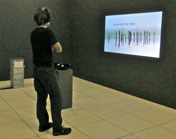 Poems, Places & Soundscapes exhibition