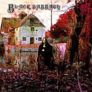 cover of Black Sabbath - Black Sabbath