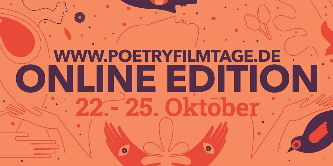 International Poetry Film Festival of Thuringia banner